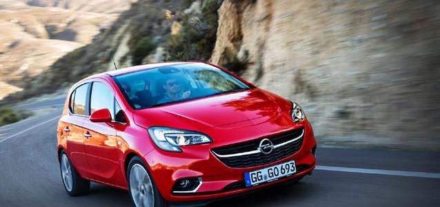 Opel'in B segmenti temsilcisi
