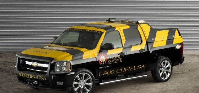 Chevrolet Yol Yardımı