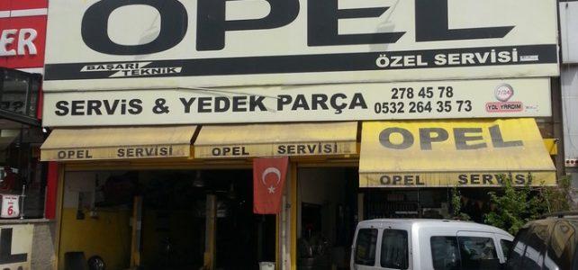 Ankara Opel Periyodik Bakım